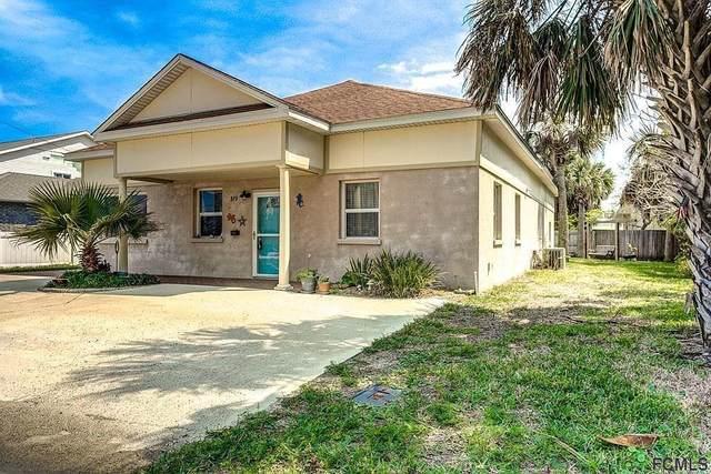 319 N 3rd St, Flagler Beach, FL 32136 (MLS #270102) :: Olde Florida Realty Group