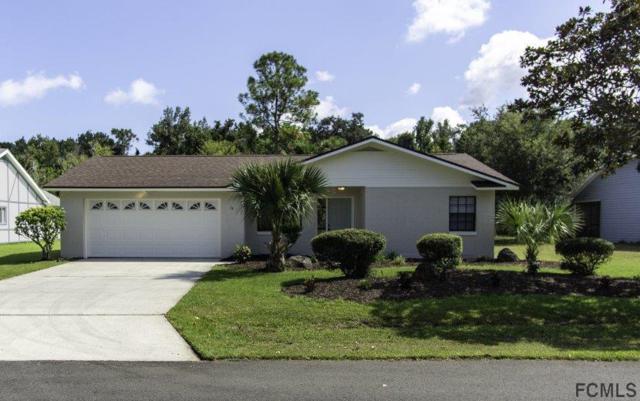 15 Bay Spring Pl, Palm Coast, FL 32137 (MLS #240796) :: RE/MAX Select Professionals