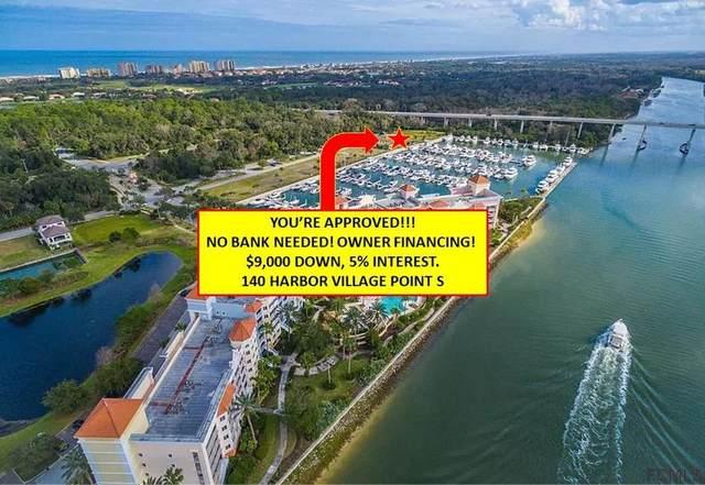 140 S Harbor Village Pt S, Palm Coast, FL 32137 (MLS #265782) :: Olde Florida Realty Group