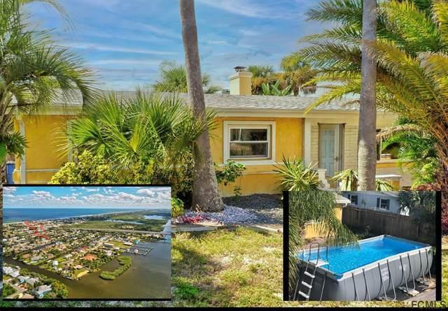 139 Avalon Ave, Flagler Beach, FL 32136 (MLS #271891) :: Dalton Wade Real Estate Group