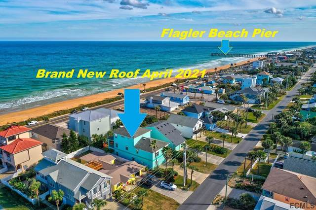 720 N Central Ave, Flagler Beach, FL 32136 (MLS #264034) :: Olde Florida Realty Group