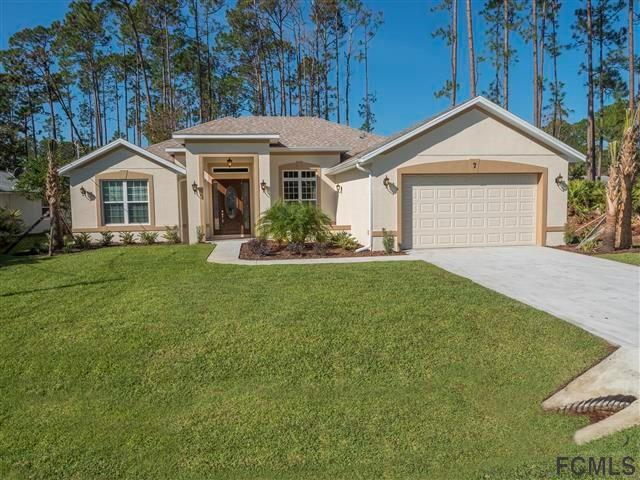 7 Emerson Dr, Palm Coast, FL 32164 (MLS #227141) :: RE/MAX Select Professionals