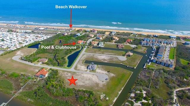 47 Shelter Cove Circle, Beverly Beach, FL 32136 (MLS #227273) :: Pepine Realty