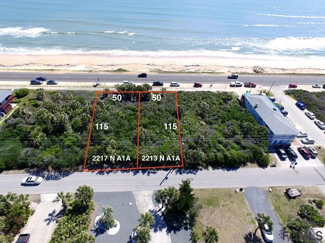 2213 N Ocean Shore Blvd, Flagler Beach, FL 32136 (MLS #229731) :: RE/MAX Select Professionals