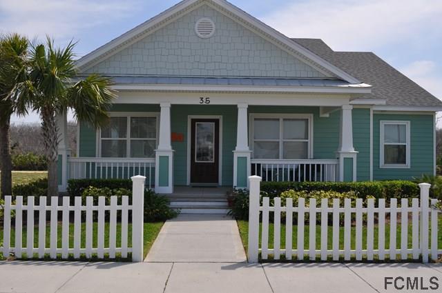 35 Sandy Beach Way, Palm Coast, FL 32137 (MLS #230636) :: RE/MAX Select Professionals