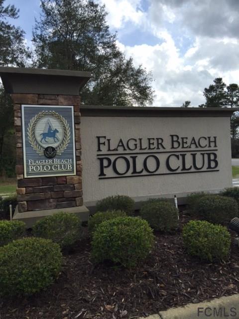 59 Steeplechase Trail, Flagler Beach, FL 32136 (MLS #230878) :: Memory Hopkins Real Estate