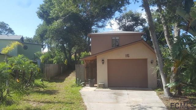 189 Oak Lane, Flagler Beach, FL 32136 (MLS #232168) :: RE/MAX Select Professionals