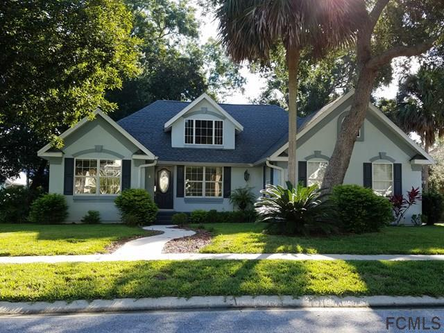 4 Whitehall Court, Flagler Beach, FL 32136 (MLS #232217) :: RE/MAX Select Professionals