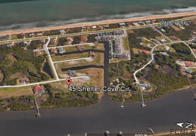 45 Shelter Cove Circle, Beverly Beach, FL 32136 (MLS #233110) :: Pepine Realty