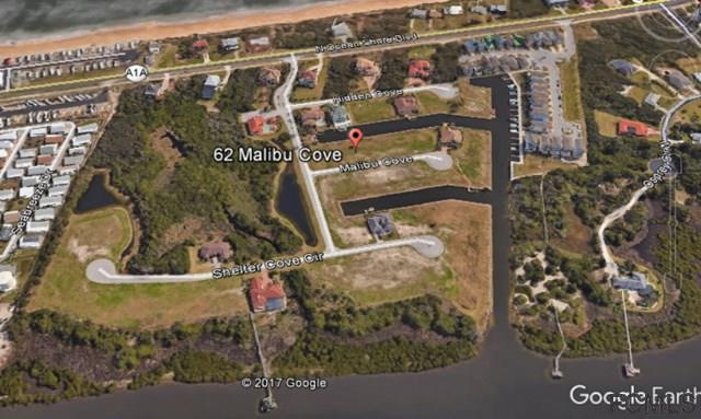62 Malibu Cove, Beverly Beach, FL 32136 (MLS #233117) :: Pepine Realty