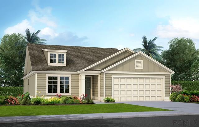 127 Crepe Myrtle Ct, Palm Coast, FL 32164 (MLS #234379) :: RE/MAX Select Professionals