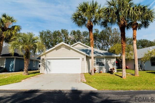 56 Bristol Lane, Palm Coast, FL 32137 (MLS #234506) :: RE/MAX Select Professionals
