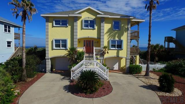3029 N Ocean Shore Blvd, Flagler Beach, FL 32136 (MLS #234732) :: RE/MAX Select Professionals