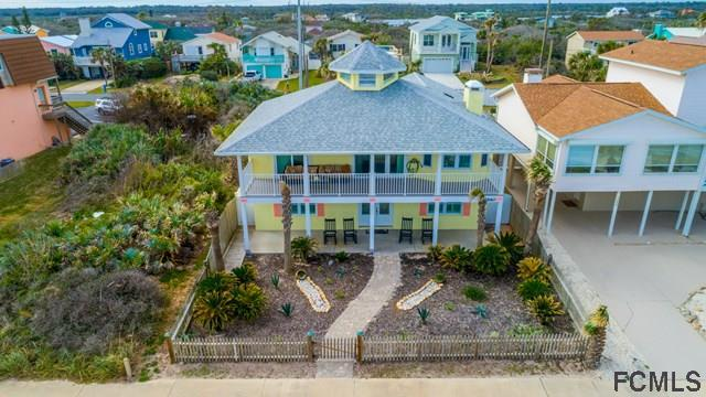 2660 S Ocean Shore Blvd, Flagler Beach, FL 32136 (MLS #235045) :: RE/MAX Select Professionals