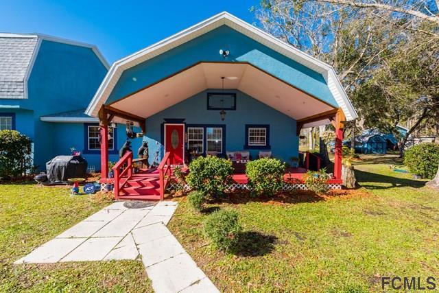 752 Old Haw Creek Rd, Palm Coast, FL 32110 (MLS #235138) :: RE/MAX Select Professionals
