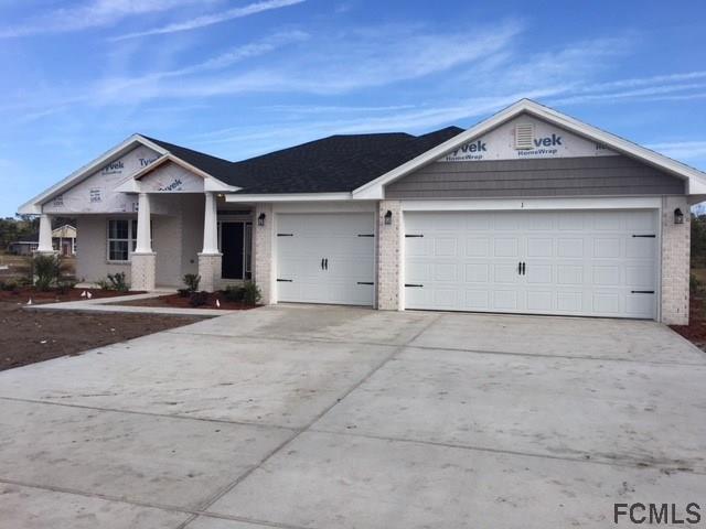 1 Turtle Ridge Dr, Flagler Beach, FL 32136 (MLS #235446) :: Pepine Realty