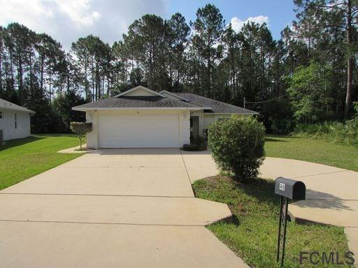 46 Ramblewood Drive, Palm Coast, FL 32164 (MLS #235455) :: Pepine Realty
