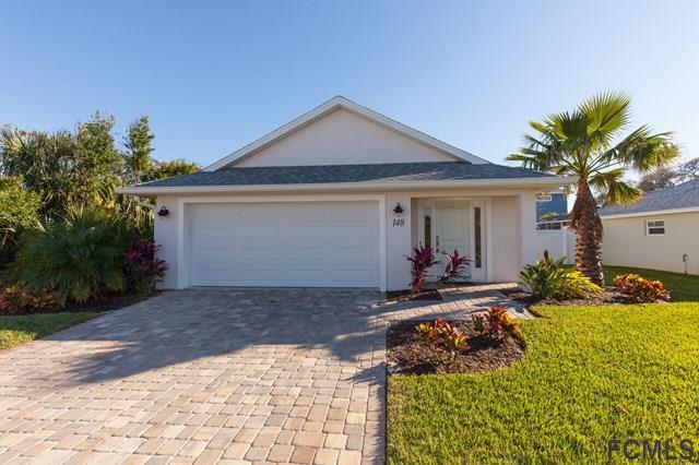 2036 S Daytona Ave, Flagler Beach, FL 32136 (MLS #235715) :: RE/MAX Select Professionals
