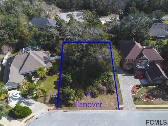 13 Hanover Drive, Flagler Beach, FL 32136 (MLS #235764) :: RE/MAX Select Professionals