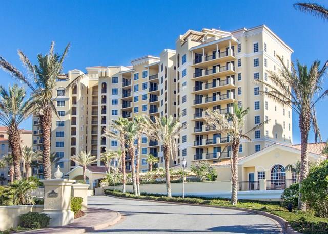 19 Avenue De La Mer #805, Palm Coast, FL 32137 (MLS #236029) :: Pepine Realty