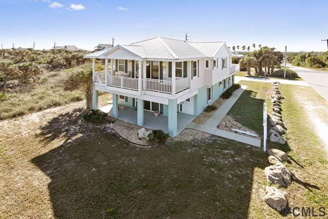 2500 S S Ocean Shore Blvd, Flagler Beach, FL 32136 (MLS #236032) :: RE/MAX Select Professionals