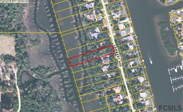 355 Lambert Ave, Flagler Beach, FL 32136 (MLS #236371) :: RE/MAX Select Professionals