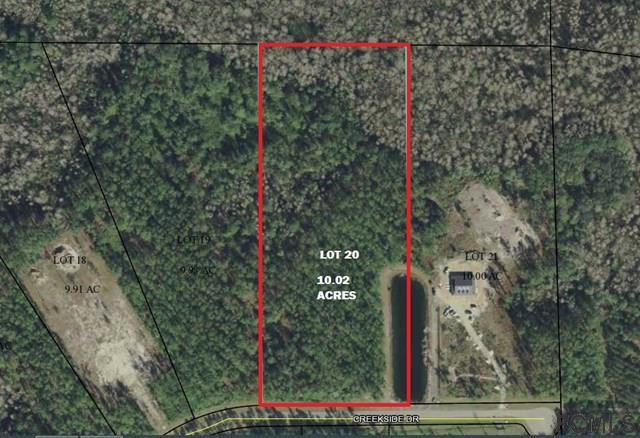 109 Creekside, Bunnell, FL 32110 (MLS #236477) :: RE/MAX Select Professionals