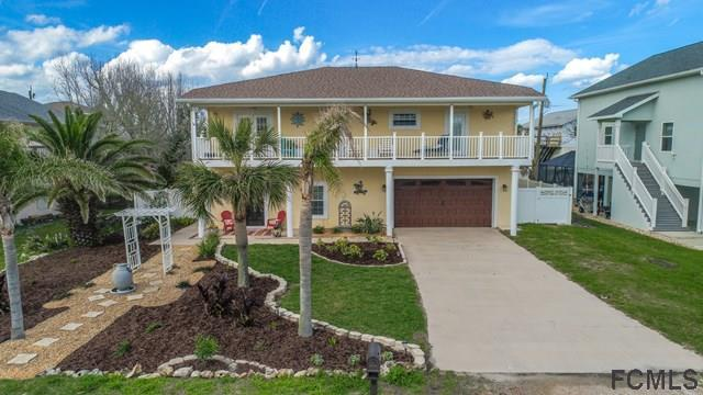 39 Ocean St, Palm Coast, FL 32137 (MLS #236638) :: RE/MAX Select Professionals