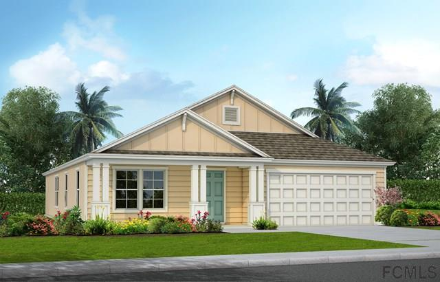 25 Country Club Harbor Circle, Palm Coast, FL 32137 (MLS #236985) :: RE/MAX Select Professionals
