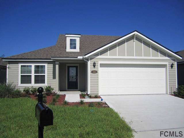 114 N Coopers Hawk Way, Palm Coast, FL 32164 (MLS #237007) :: RE/MAX Select Professionals