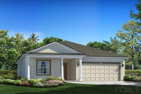 110 Park Place Circle, Palm Coast, FL 32164 (MLS #237141) :: RE/MAX Select Professionals