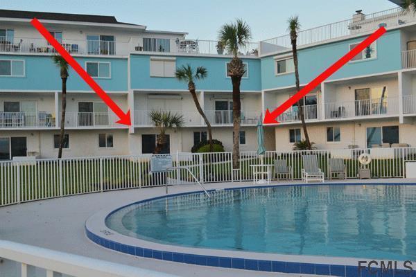 3510 S Ocean Shore Blvd #104, Flagler Beach, FL 32136 (MLS #237848) :: Pepine Realty