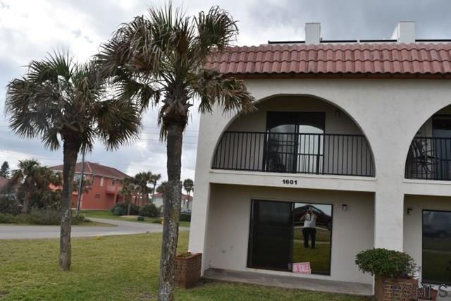 1601 N Ocean Shore Blvd #1601, Flagler Beach, FL 32136 (MLS #238090) :: RE/MAX Select Professionals