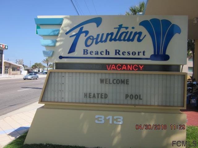 313 S Atlantic Ave S #605, Daytona Beach, FL 32118 (MLS #238227) :: RE/MAX Select Professionals