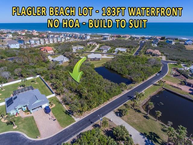 80 Hawks Lane, Flagler Beach, FL 32136 (MLS #238541) :: RE/MAX Select Professionals