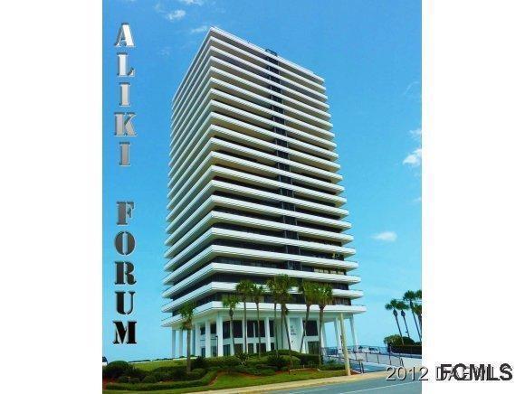 2200 Atlantic Ave N #401, Daytona Beach, FL 32118 (MLS #238660) :: RE/MAX Select Professionals