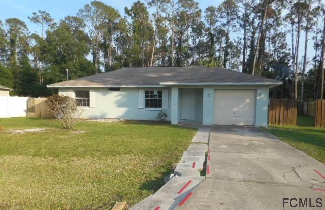 68 Smith Trl, Palm Coast, FL 32164 (MLS #238861) :: RE/MAX Select Professionals