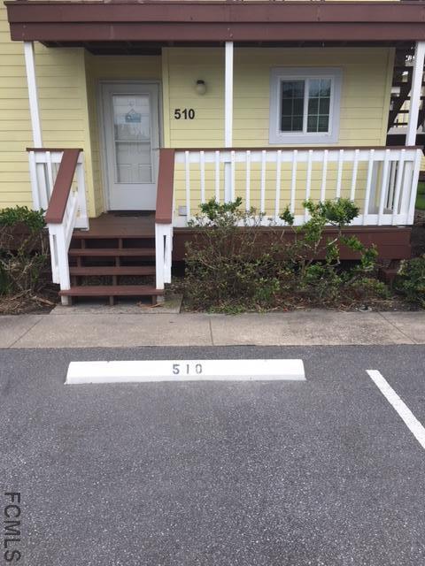 510 Ocean Marina Drive #106, Flagler Beach, FL 32136 (MLS #239022) :: RE/MAX Select Professionals