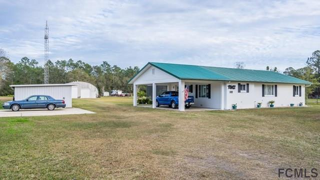 4843 Cr 305, Bunnell, FL 32110 (MLS #239164) :: RE/MAX Select Professionals