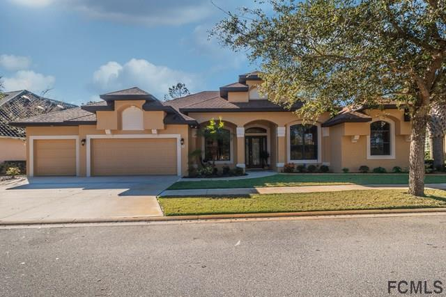 57 Eastlake Drive, Palm Coast, FL 32137 (MLS #240045) :: RE/MAX Select Professionals