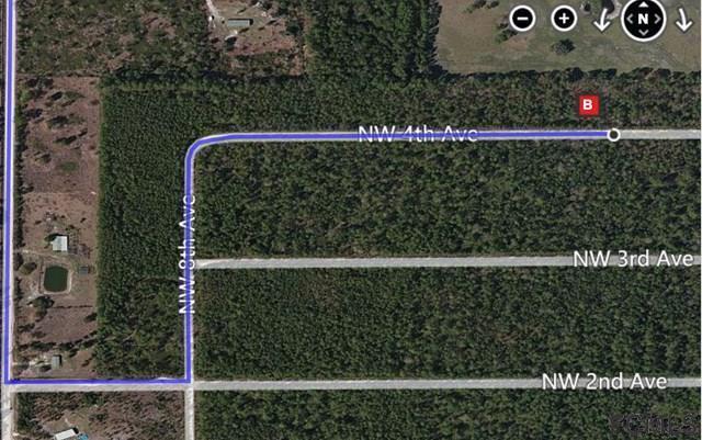 134 NW Fourth Ave, Palatka, FL 32177 (MLS #240075) :: Memory Hopkins Real Estate
