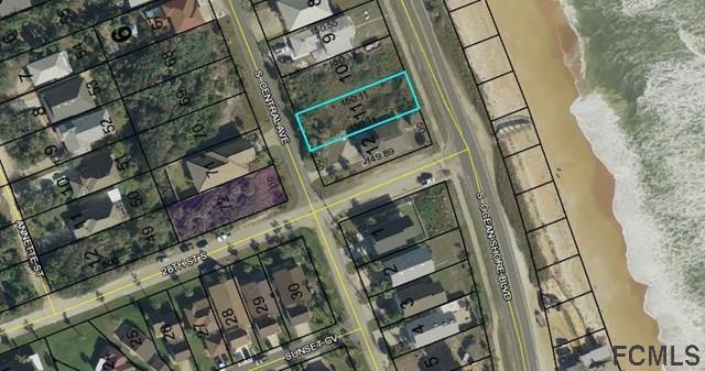 2740 S S Ocean Shore Blvd, Flagler Beach, FL 32136 (MLS #240352) :: RE/MAX Select Professionals