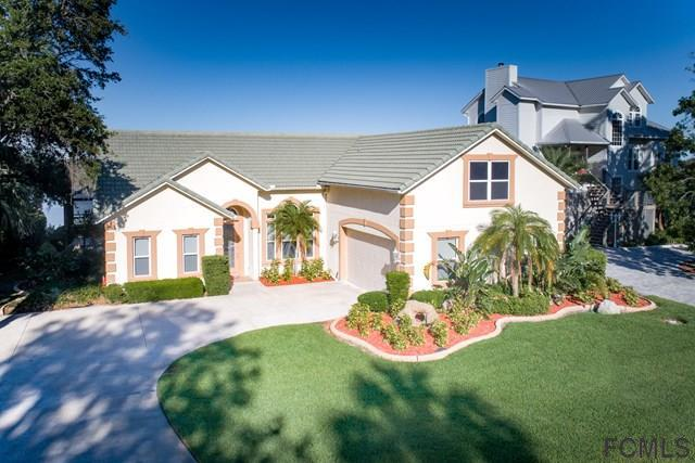 403 Palm Dr, Flagler Beach, FL 32136 (MLS #240783) :: RE/MAX Select Professionals