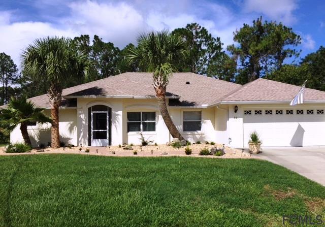 10 Waldorf Pl, Palm Coast, FL 32164 (MLS #240800) :: Memory Hopkins Real Estate