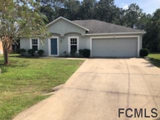 155 Persimmon Drive, Palm Coast, FL 32164 (MLS #241889) :: RE/MAX Select Professionals