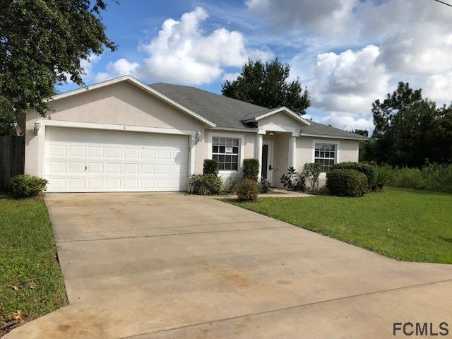 8 Lamar Lane, Palm Coast, FL 32137 (MLS #241911) :: RE/MAX Select Professionals