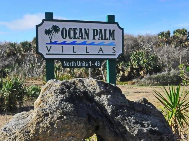 44 Ocean Palm Villas N #44, Flagler Beach, FL 32136 (MLS #242033) :: Pepine Realty