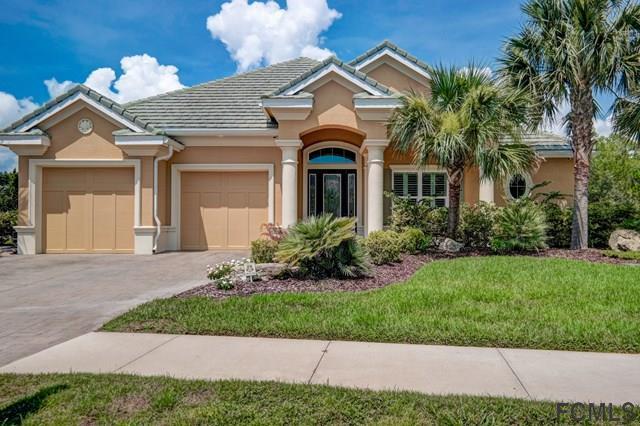 41 N Lakewalk Dr N, Palm Coast, FL 32137 (MLS #242390) :: RE/MAX Select Professionals