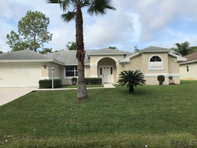 7 Wood Crest Ln, Palm Coast, FL 32164 (MLS #242414) :: RE/MAX Select Professionals