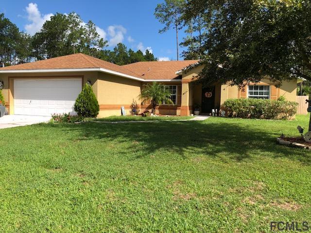 48 Red Mill Drive, Palm Coast, FL 32164 (MLS #242420) :: RE/MAX Select Professionals